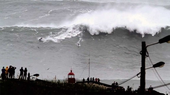 Nazare Blow Up