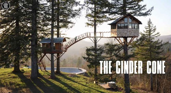 The Cinder Cone Dream House