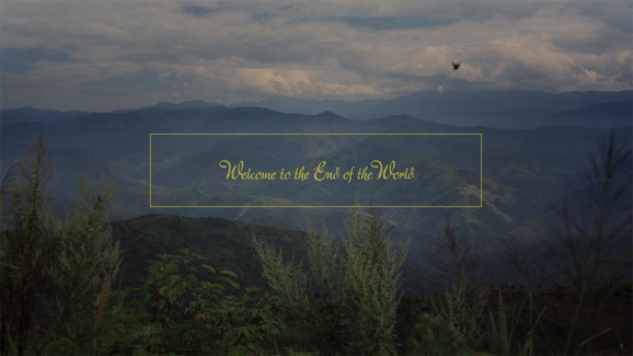 Welcome to the end of the world short film